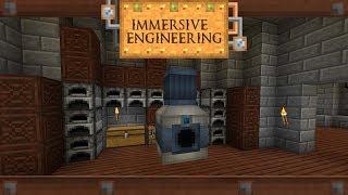 Immersive Engineering | Episode 9 | Fluid Pump