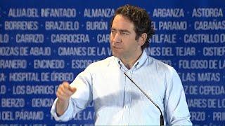 """García Egea advierte de que el Gobierno de Sánchez está """"acabado"""""""