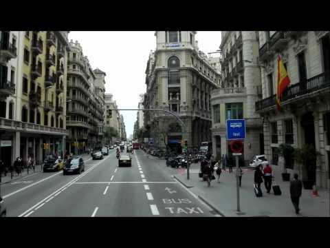 TRIP TO BARCELONA - SPAIN