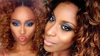 Celebrity Inspired | Cynthia Bailey Makeup Tutorial