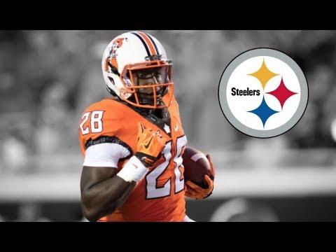 best service 58b55 90b4f James Washington Highlights || Welcome to Pittsburgh ᴴᴰ