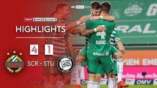 tipico Bundesliga, 13. Runde: SK Rapid Wien - SK Sturm Graz 4:1