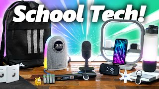 10 Cool Back to School Tech Gadgets Under $100!