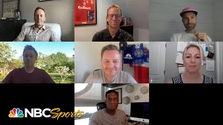 Premier League on NBC Group Chat: Guess Who game show | NBC Sports