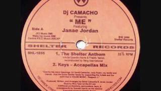 Video Dj Camacho ft Janae Jordan   Me the shelter anthem mix download MP3, 3GP, MP4, WEBM, AVI, FLV November 2018