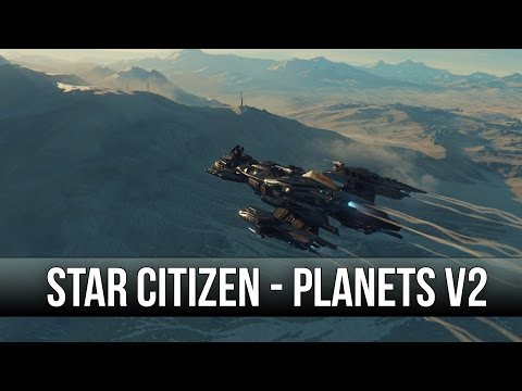 Star Citizen - Planetary Tech and the Future of SC - Discuss