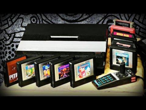 Atari 5200 Review & Games