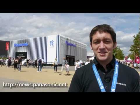 Panasonic at the 2012 Olympic games