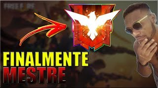 FREE FIRE AO VIVO RANQUEADA MESTRE| RANQUEADA COM INSCRITOS! (LIVE)