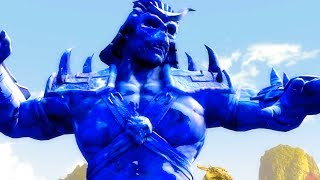 Mortal Kombat Komplete Edition - Sapphire Shao Kahn & Kiro Tag Ladder 4K Gameplay Playthrough