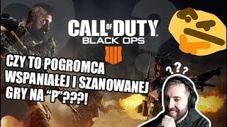 Pierwszy kontakt: Black Ops 4 Battle Royale PC