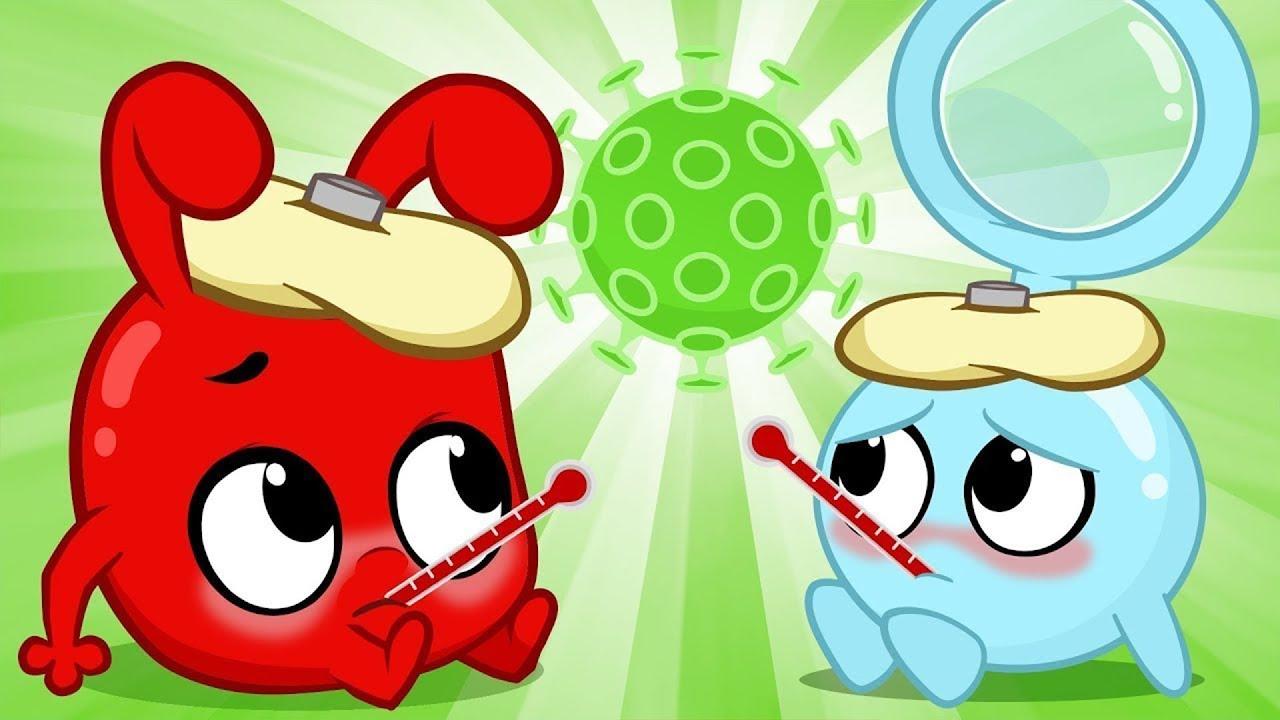 Morphle's Magic Pet Flu - My Magic Pet Morphle | Cartoons For Kids | Morphle's Magic Universe