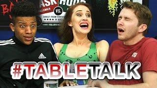 Stranger Hate on #TableTalk!