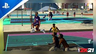 NBA 2K21 - MyCAREER Neighborhood Trailer | PS4