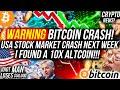 Indicator Showing Bitcoin & US Stock Market will crash ...