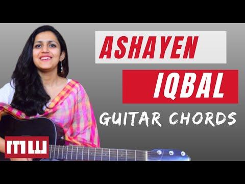 Ashayen | Guitar Chords | Iqbal | Rotten Guitars Tutorials