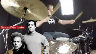A Hazy Shade of Winter - Simon and Garfunkel Drum Cover Adam Sprouse