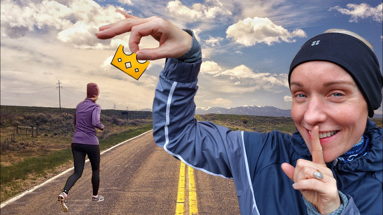 She went Strava segment crown hunting (and surprised herself!)