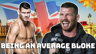 Michael Bisping being an average bloke