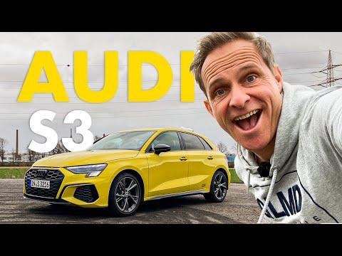 Audi S3   Kriegen wir die Hütte quer?   Matthias Malmedie