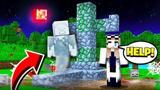 How to SPAWN SPIRIT STEVE in Minecraft! (Scary Survival EP44)