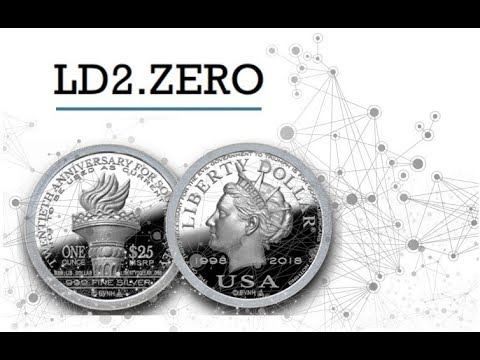 Interface of Physical Assets & Blockchain Worlds: (LD2) Tokenizing Silver (737)