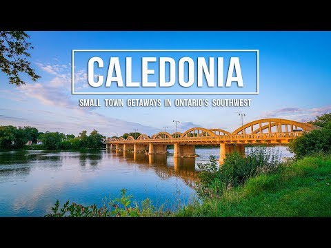 WEEKEND ITINERARY In CALEDONIA, ONTARIO!