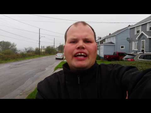 Powerful Storm Hitting Nova Scotia on Monday October 10, 2016