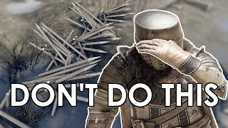 Mordhau moments that are funny 2