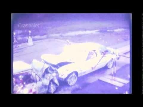 VW Rabbit vs AMC Concord | 1980 | Symmetric Head-on Frontal Crash Test (2) | NHTSA