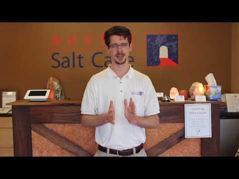 Episode #2 – Allergies in Central Texas – Halotherapy & Salt Educational Series