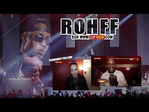 Rohff soutenu par Zaho, Kery James, Amel Bent REPORTAGE RAP FRANCAIS