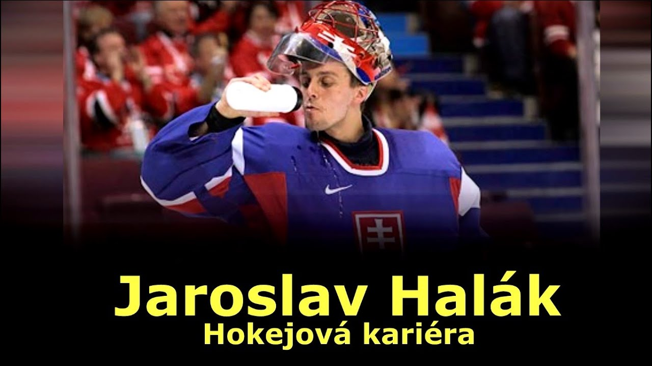 Jaroslav Halák - Hokejová kariéra