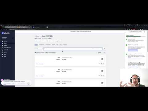 Build A Real Time Chat - Part 12 - Hasura Event Triggers And Remote Schemas To Wrap Algolia Search