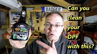 Penrite Enviro+ DPF Cleaner - Test & Review
