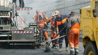 пресс-конференцию на тему: «Сентябрьский ремонт дорог в Киеве: кто виноват, что город застыл в пробк(, 2016-09-21T11:40:26.000Z)