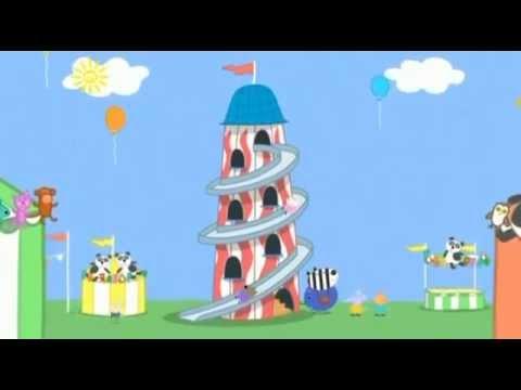 ΠΕΠΠΑ ΤΟ ΓΟΥΡΟΥΝΑΚΙ Νέα Επεισόδια - Στο Λούνα Πάρκ pepa pig greek new