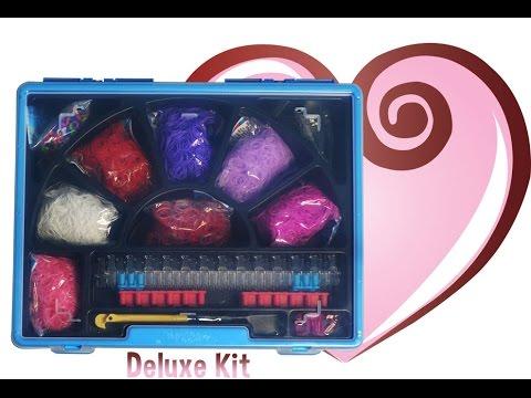 Rainbow loom это развивающая игра для детей, которая покорила америку и европу. А сегодня этот набор для детского творчества можно купить и в россии!