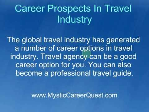 Career Prospects In Travel Industry