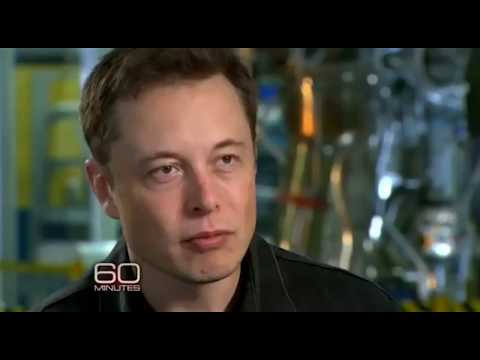 Teary Eyed Elon Musk On Never Giving Up
