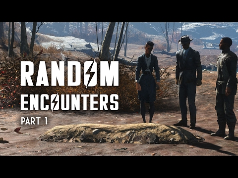 Random Encounters of Fallout 4 - Part 1