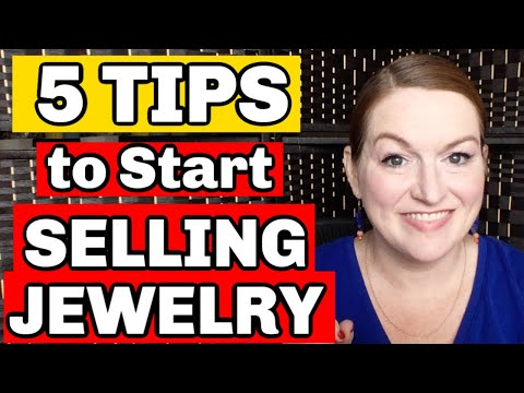 How To Sell Jewelry On Ebay   5 Tips To Start Reselling Thrifted Jewelry Online   What To Look For