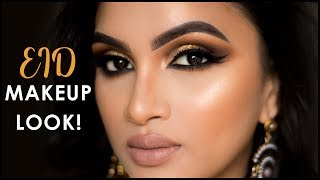(HINDI) EID MAKEUP TUTORIAL | Step By Step Makeup | BeautiCo.