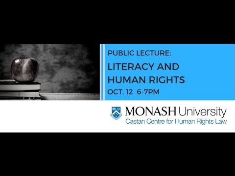 Literacy and Human Rights