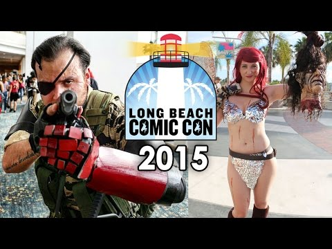 Long Beach Comic Con 2015 Cosplay