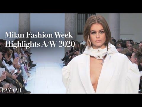 The best of Milan Fashion Week autumn/winter 2020