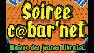 Soirée C@bar'net - MJ LIBRATOI 2020