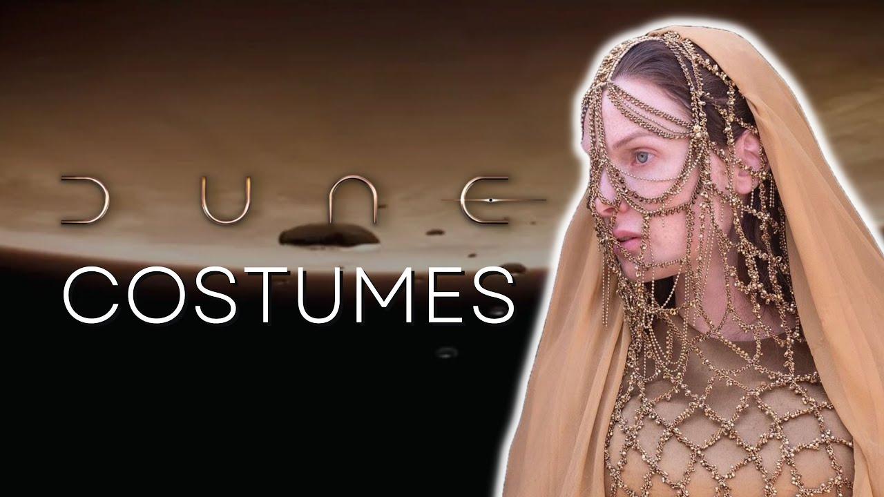 Dune Costume Review: Mild Spoilers