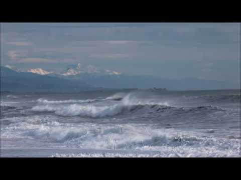 Relaxing Sounds of the Ocean  - Tasman Sea, West Coast New Zealand