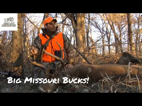 Big Missouri Bucks Deer Hunting Full Episode